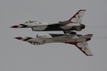 TAKA-Kさんが、ネリス空軍基地で撮影したアメリカ空軍 F-16CM-52-CF Fighting Falconの航空フォト(写真)