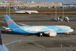菊池 正人さんが、羽田空港で撮影した中国南方航空 787-8 Dreamlinerの航空フォト(写真)