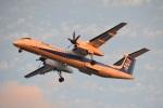空が大好き!さんが、伊丹空港で撮影したANAウイングス DHC-8-402Q Dash 8の航空フォト(写真)