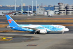 トロピカルさんが、羽田空港で撮影した中国南方航空 787-8 Dreamlinerの航空フォト(写真)