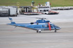 kumagorouさんが、仙台空港で撮影した北海道警察 A109E Powerの航空フォト(写真)