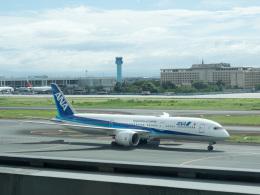 チャッピー・シミズさんが、ニノイ・アキノ国際空港で撮影した全日空 787-9の航空フォト(写真)