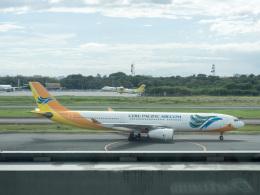 チャッピー・シミズさんが、ニノイ・アキノ国際空港で撮影したセブパシフィック航空 A330-343Xの航空フォト(写真)