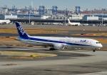じーく。さんが、羽田空港で撮影した全日空 787-9の航空フォト(写真)