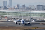 鷹輝@SKY TEAMさんが、羽田空港で撮影した全日空 787-9の航空フォト(写真)