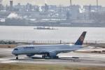 鷹輝@SKY TEAMさんが、羽田空港で撮影したルフトハンザドイツ航空 A350-941XWBの航空フォト(写真)