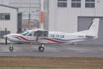 HEATHROWさんが、八尾空港で撮影した朝日航空 208B Grand Caravanの航空フォト(写真)