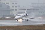 HEATHROWさんが、八尾空港で撮影したコーナン商事 525A Citation CJ1の航空フォト(写真)