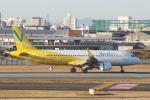 HEATHROWさんが、伊丹空港で撮影したバニラエア A320-214の航空フォト(写真)