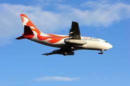 aircanadafunさんが、モントリオール・ピエール・エリオット・トルドー国際空港で撮影したエア・イヌイット 737-2Q2C/Advの航空フォト(飛行機 写真・画像)