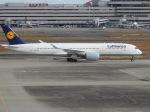 kayさんが、羽田空港で撮影したルフトハンザドイツ航空 A350-941XWBの航空フォト(写真)