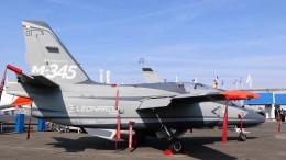 westtowerさんが、ル・ブールジェ空港で撮影したレオナルド M-345の航空フォト(飛行機 写真・画像)