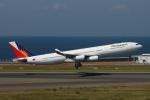 SIさんが、中部国際空港で撮影したフィリピン航空 A340-313Xの航空フォト(飛行機 写真・画像)