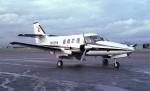 ハミングバードさんが、名古屋飛行場で撮影した富士重工業 FA-300 (Commander 700)の航空フォト(写真)