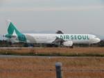 JA655Jさんが、米子空港で撮影したエアソウル A321-231の航空フォト(写真)