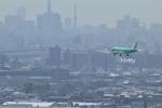 Hottyさんが、名古屋飛行場で撮影したフジドリームエアラインズ ERJ-170-100 SU (ERJ-170SU)の航空フォト(写真)