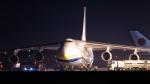 こゆたんさんが、新千歳空港で撮影したアントノフ・エアラインズ An-124-100M Ruslanの航空フォト(写真)