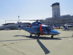 bannigsさんが、新潟空港で撮影した新潟県警察 A109E Powerの航空フォト(写真)