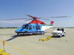 bannigsさんが、新潟空港で撮影した新潟県消防防災航空隊 AW139の航空フォト(写真)
