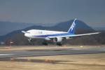 FRTさんが、高松空港で撮影した全日空 777-281の航空フォト(飛行機 写真・画像)