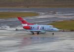 bannigsさんが、新潟空港で撮影した航空自衛隊 U-125A(Hawker 800)の航空フォト(飛行機 写真・画像)