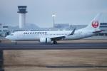FRTさんが、高松空港で撮影した日本航空 737-846の航空フォト(飛行機 写真・画像)