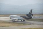 FRTさんが、関西国際空港で撮影したUPS航空 MD-11Fの航空フォト(飛行機 写真・画像)