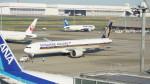 FRTさんが、羽田空港で撮影したシンガポール航空 777-312/ERの航空フォト(飛行機 写真・画像)