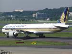 FRTさんが、成田国際空港で撮影したシンガポール航空 777-312/ERの航空フォト(飛行機 写真・画像)