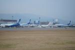 FRTさんが、松山空港で撮影したアジア・アトランティック・エアラインズ 767-322/ERの航空フォト(飛行機 写真・画像)