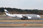 どりーむらいなーさんが、成田国際空港で撮影したフィンエアー A350-941XWBの航空フォト(写真)
