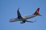 we love kixさんが、関西国際空港で撮影した天津航空 A320-232の航空フォト(写真)