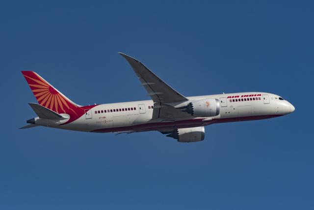 航空フォト:VT-ANL エア・インディア
