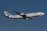 地主さんが、成田国際空港で撮影したフランス空軍 A340-212の航空フォト(写真)