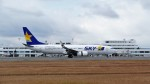Koj-skadb2116さんが、鹿児島空港で撮影したスカイマーク 737-8Q8の航空フォト(写真)