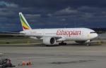 Willieさんが、ワシントン・ダレス国際空港で撮影したエチオピア航空 777-260/LRの航空フォト(写真)