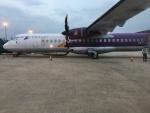 511hotakaさんが、ダナン国際空港で撮影したカンボジア・アンコール航空 ATR-72-500 (ATR-72-212A)の航空フォト(写真)