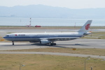 FRTさんが、関西国際空港で撮影した中国国際航空 A330-343Xの航空フォト(飛行機 写真・画像)