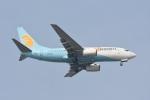 Kilo Indiaさんが、チャトラパティー・シヴァージー国際空港で撮影したジェットコネクト 737-7Q8の航空フォト(写真)