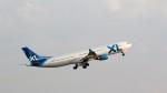 westtowerさんが、パリ シャルル・ド・ゴール国際空港で撮影したXL航空 フランス A330-303の航空フォト(写真)