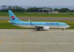 bannigsさんが、新潟空港で撮影した大韓航空 737-8LHの航空フォト(写真)