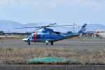 Gambardierさんが、岡南飛行場で撮影した愛知県警察 A109E Powerの航空フォト(写真)