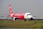 とおまわりさんが、タンソンニャット国際空港で撮影したエアアジア A320-216の航空フォト(写真)