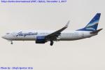 Chofu Spotter Ariaさんが、成田国際空港で撮影したヤクティア・エア 737-85Fの航空フォト(飛行機 写真・画像)