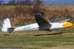 Chofu Spotter Ariaさんが、妻沼滑空場で撮影した日本学生航空連盟 ASK 13の航空フォト(飛行機 写真・画像)