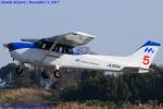 Chofu Spotter Ariaさんが、ホンダエアポートで撮影した本田航空 172S Skyhawk SPの航空フォト(飛行機 写真・画像)