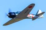 アミーゴさんが、松本空港で撮影したゼロエンタープライズ Zero 22/A6M3の航空フォト(写真)