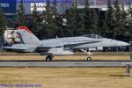 Chofu Spotter Ariaさんが、横田基地で撮影したアメリカ海兵隊 F/A-18C Hornetの航空フォト(写真)