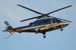 せぷてんばーさんが、東京ヘリポートで撮影した日本デジタル研究所(JDL) A109E Powerの航空フォト(写真)