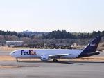 kikiさんが、成田国際空港で撮影したフェデックス・エクスプレス 767-3S2F/ERの航空フォト(写真)
